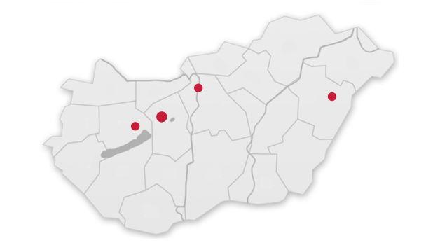 Unicomp országos lefedettség