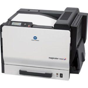 Konica Minolta 7450 A3-as színes nyomtató